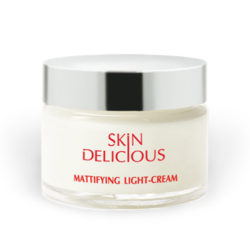 Skin Delicious. Нормализующий легкий крем-праймер с матирующим эффектом